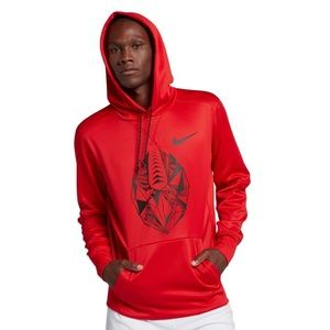 Nike Footbal Therma Hoodie Size M New With Tags